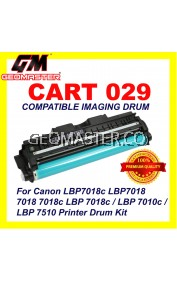 Canon 329 / 029 / Cartridge 029 High Quality Compatible Drum Unit For Canon LBP7018c LBP7018 7018 7018c LBP 7018c / LBP 7010c / LBP 7510 Printer Drum Kit