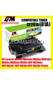HP Compatible CF281A / 81A / CF281 High Quality Compatible Toner For HP LaserJet M604n / M604dn /M605n / M605dn /M605x / M606dn / M606x MFP M630dn / MFP M630f / MFP M630z / MFP M630h Printer