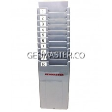 GEOMASTER 360D PUNCH CARD MACHINE