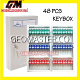 48 PCS HIGH QUALITY KEYBOX KEY BOXES KEY CABINET KEY BOX