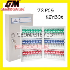 72 PCS HIGH QUALITY KEYBOX KEY BOXES KEY CABINET KEY BOX