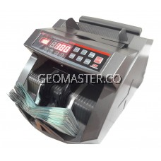 GEOMASTER MG-08 MONEY COUNTER WITH UV AND MG COUNTERFEIT DETECTION