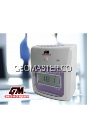 GEOMASTER X-8 PUNCH CARD MACHINE-ANALOG