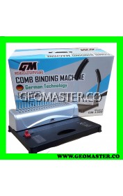 GEOMASTER 2 IN 1 BINDING MACHINE