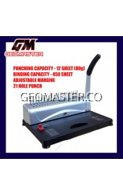 SUPER STRONG BINDING MACHINE