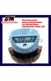GEOMASTER 338 MONEY COIN COUNTER