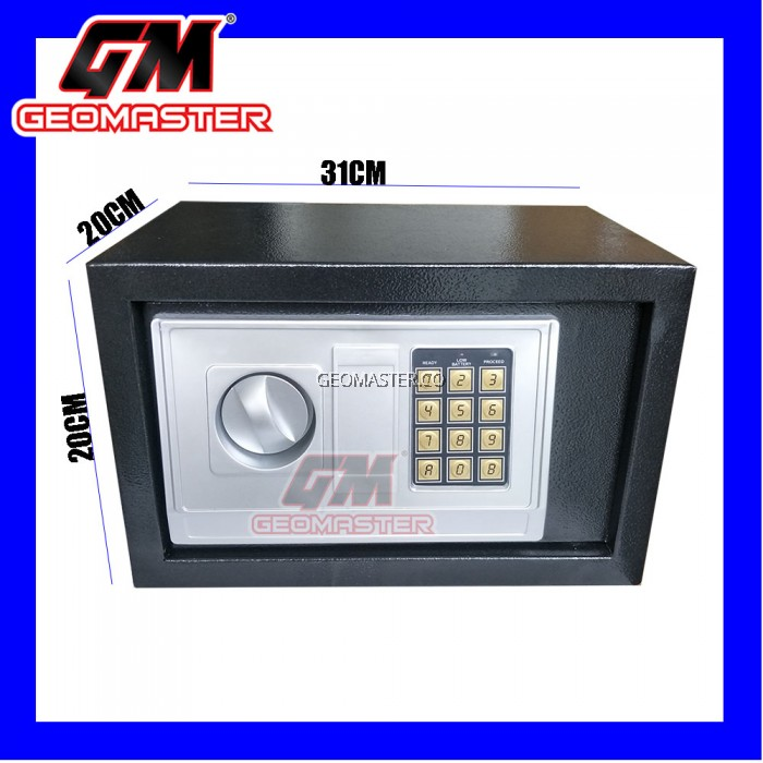 Gm Personal Home Office Safe Box Safety Box Gm 20ek