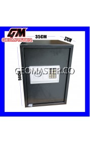 GM SAFE BOX / DIGITAL SAFETY BOX GM-50EK