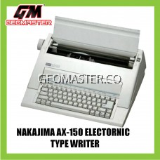NAKAJIMA TYPEWRITER AX-150 (3 YEARS WARRANTY)