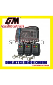 REMOTE CONTROL FOR DOOR ACCESS / ALARM / AUTOGATE-3 REMOTE