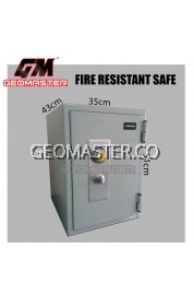 UCHIDA Fire Resistant Safe Box (TST - 53kg)_Japan Quality Safe