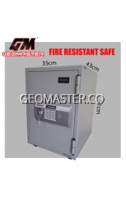 UCHIDA Fire Resistant Safe Box (PBT - 53kg)_Japan Quality Safe