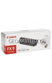 CANON FX9 / FX-9 LASERJET PRINTER TONER CARTRIDGE