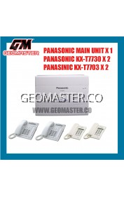 PANASONIC KX-TES824 KEYPHONE SYSTEM PACKAGE A