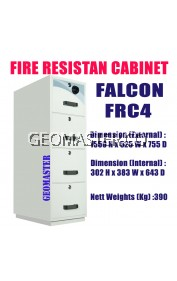 FALCON FIRE RESISTANT CABINET-FRC4
