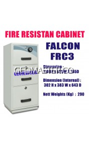 FALCON FIRE RESISTANT CABINET-FRC3