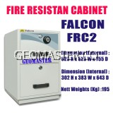 FALCON FIRE RESISTANT CABINET-FRC2