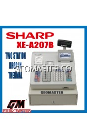 Sharp XE-A307 / XEA307 Cash Register