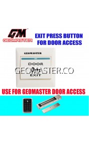 DOOR ACCESS EXIT BUTTON ( LARGE) -DOOR ACCESS PUSH BUTTON
