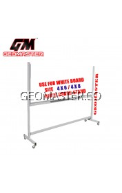 HEAVY DUTY METAL WHITEBOARD STAND - SIZE B