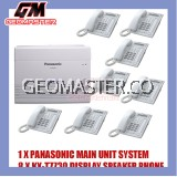 PANASONIC KX-TES824 KEYPHONE SYSTEM PACKAGE D