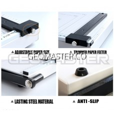 GM A3 PAPER CUTTER A3 TRIMMER - STEEL MATERIAL