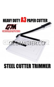 GM A3 PAPER CUTTER A3 TRIMMER - STEEL MATERIAL