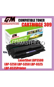 Compatible Laser Toner 309 / Cartridge 309 High Quality Compatible Toner Cartridge For LaserShot LBP3500 Printer