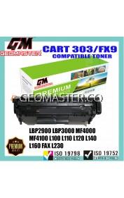 Compatible Laser Toner  303 Cartridge 303  FX9 Compatible For Canon LBP2900 LBP3000 MF4000 MF4100 MF4200 MF4600 MF4120 MF4122 MF4150 MF4270 MF4320d MF4350d MF4370dn MF4380dn MF4680 MF4690 L100 L110 L120 L140 L160 FAX L230 Printer Toner