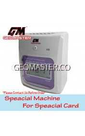 GEOMASTER X8 PUNCH CARD MACHINE-(GORV CARD MACHINE)