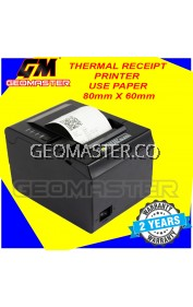 F&B 80mm THERMAL RECEIPT PRINTER USB+NETWORK -GM8800