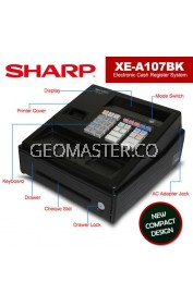 SHARP XEA-107 CASH REGISTER