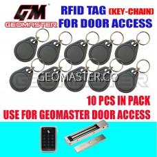 Geomaster Door Access Rfid Tag - Key Chain For Rfid Door Access