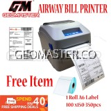 Thermal Label Printer to Print Shopee & Lazada Air Waybill ( AWB) / Product Label / Barcode Label