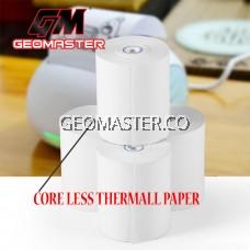 Thermal Paper Receipt Rolls Receipt Paper Cash Register Receipt Kertas Resit Cashier Kertas Printer 58x40mmMM