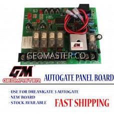 DREAMGATE 3 PANEL BOARD - AUTOGATE MAIN BAORD -( NEW )