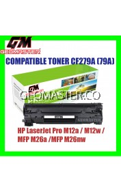 Compatible Laser Toner HP 79A / CF279A / CF279 / 279A Compatible Toner Cartridge For HP LaserJet Pro M12a / M12w / MFP M26a / MFP M26nw Printer