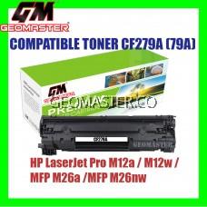 Compatible Laser Toner HP 79A / CF279A / CF279 / 279A Compatible Toner Cartridge For HP LaserJet Pro M12a / M12w / MFP M26a / MFP M26nw Printer