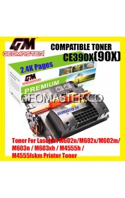 HP CE390X / 90X / CE390A / 90A High Yield & High Quality Compatible Toner For LaserJet M602n / M602x / M602m / M603n / M603xh / M4555h / M4555fskm Printer Toner