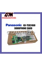 Panasonic Keyphone KX-TE82460 2 Port Door Phone / Interface Card