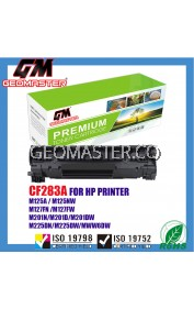 Compatible HP CF283A (83A) Toner Cartridge FOR HP LaserJet Pro MFP M125nw/M127fn/M127f