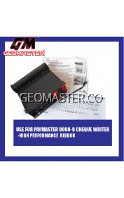 Paymaster Cheque Writer Ribbon (9000-9)