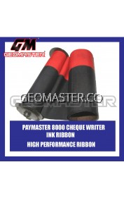PAYMASTER 8000 CHEQUE WRITER RIBBON