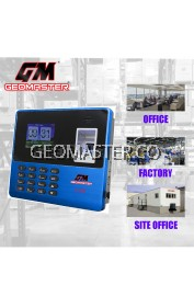 GEOMASTER S100-II FINGERPRINT TIME ATTENDANCE