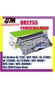 Brother DR2255 / DR-2255 High Quality Compatible Drum Kit For Brother HL-2130 / DCP-7055 / HL-2240D / HL-2250DN / HL-2270DW / DCP-7060D / MFC-7360 / MFC-7860DW / FAX-2840 Printer Drum