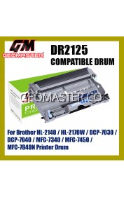 Compatible Drum Unit Brother DR2125 / DR-2125 High Quality Compatible Drum Kit For Brother HL-2140 / HL-2170W / DCP-7030 / DCP-7040 / MFC-7340 / MFC-7450 / MFC-7840N Printer Drum