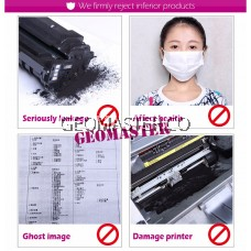 HP Compatible 125A Black / CB540A Compatible High Quality Toner Cartridge For HP CP1210 / CP1215 / CP1510 / CP1515 / CP1518 / CM1300 / CM1312 Printer