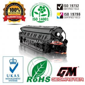 HP CB543A / 125A Magenta High Quality Compatible Toner Cartridge For HP CP1210 / CP1215 / CP1510 / CP1515 / CP1518 / CM1300 / CM1312 Toner