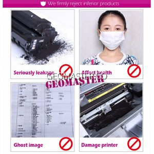 HP Compatible CF210A / 131A / CF210X / 131X Black High Yield Compatible Toner Cartridge For HP LaserJet Pro 200 Color M251n / M251nw / MFP M276n / MFP M276nw Printer