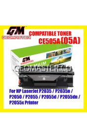 Compatible Laser Toner Cartridge HP Compatible CE505A 05A CE505 505A Compatible Toner For HP LaserJet P2035 / P2035n / P2050 / P2055 / P2055d / P2055dn / P2055x Printer